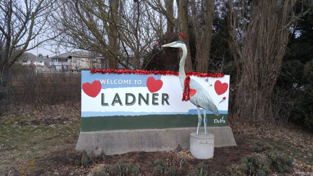 welcome to Ladner BC